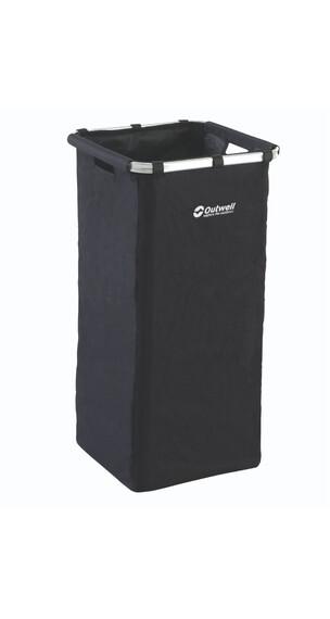 Outwell Folding Storage Basket - Accesorios para cajas de camping - XL negro